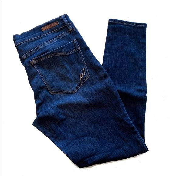 Express Jean Legging Mid Rise Skinny's